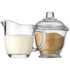 Palais ware High Quality Sugar and Creamer Set