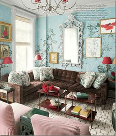 do you know the latest interior design trends for 2015? Westchester County, NY Laurel Bern interior designer Laurel Bern explains her philosophy