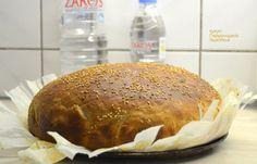 Φανουρόπιτα η αρωματική! - cretangastronomy.gr Sweet, Food, Breads, Candy, Bread Rolls, Essen, Bread, Meals, Braided Pigtails