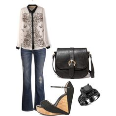 """""""Chic Seventy"""" by methecoolhunter on Polyvore"""