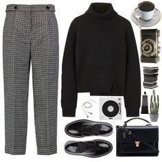 My Style / Fashion Retro Vintage Outfits Grunge Fashion Mode, Look Fashion, 90s Fashion, Korean Fashion, Trendy Fashion, Winter Fashion, Fashion Outfits, Womens Fashion, Affordable Fashion