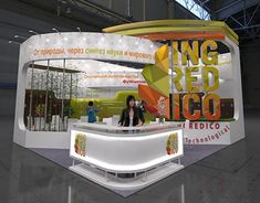 Exhibition Stall, Exhibition Booth Design, Stalls, Exhibitions, New Work, Behance, Display, Architecture, Gallery