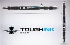 Tough Ink - Tactical Pen Logo Logo Design by JCR