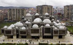 National Library, Pristina, Kosovo
