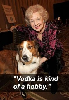 Betty White's Hilarious Moments : theBERRY