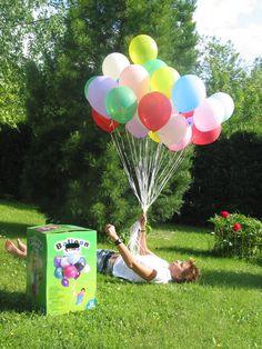 Balloon Party Time Set #Luftballon #Dekoration für verschiedene Anlässe #balloontime #balloon #multicolour