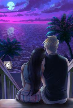 Emy x Nathaniel 🌙 Mystic Messenger, Image Swag, Stars Tonight, Boys Anime, Anime Amor, My Candy Love, Otaku, University Life, Art Et Illustration