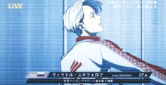 Yuri On-Ice Victor gifs | Yuri on ice... A shallow Yaoi Fanservice? | Anime Amino