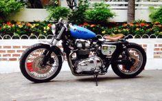 Mercenary: Triumph #Mercenary #MercenaryGarage #Motorcycles