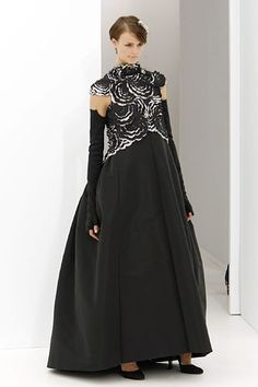 Chanel Fall 2006 Couture Fashion Show - Jacquetta Wheeler (Viva)