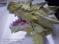 Yoryi (puntocom) - Modelismo y Maquetas - Dragon Rathalos - TERMINADO - Mesa de trabajo
