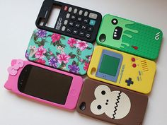 Capinhas de Iphone!