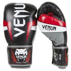 Venum Elite Boxing Gloves Är handgjorda i Thailand med en 100% Skintex läder…