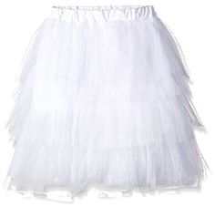 Sunny Fashion Little Girls Skirt Tutu Dancing Multi Tulle Layers, White, 6 Sunny Fashion http://www.amazon.com/dp/B00CBPIPMC/ref=cm_sw_r_pi_dp_G6.Wwb1XRYVT9