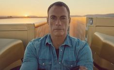 Watch Jean-Claude Van Damme carry out his famous split between two reversing trucks. Never done before, Van Dame said it was the most epic of splits. What do you think?