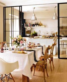 Cocinas para vivir en familia · ElMueble.com · Cocinas y baños