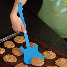 Flipper Guitar Spatula - Whimsical & Unique Gift Ideas for the Coolest Gift Givers
