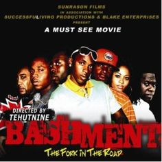 Bashment: The Fork In The Road (2007) Bashment DVD - Jamaican Movie Touted as one of the best Jamaican movies since Shottas and The Harder They Come. Description: Bashment offers a striking look at the tough underbelly of New York City streets and Jamaicans involvement in drugs and crime. Deals and friendships go sour, conflicts arise, many people die violently. Starring: Mykal Fax, Nohard Grant, Steve McAlpin and also Special guest appearances by Maestro and Steelie Bashment