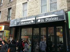 Restaurant L'Avenue in Montreal, QC