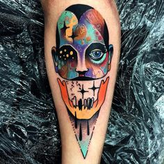 Tattoo art by Little Andy