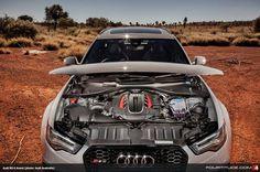Audi's Fire-Breathing RS 6 Avant Arrives in Australia - Fourtitude.com