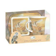 Zestaw upominkowy Owl By The Riverbank