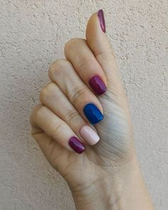 Nails. . Colors palette