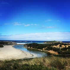 #victoria#warrnambool#river#ocean#beach#fishing#surfing by jamiexy1971