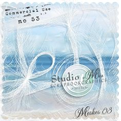 Meshes 03 by Studio EMKA  http://shop.scrapbookgraphics.com/Meshes-03-Commercial-Use-53.html