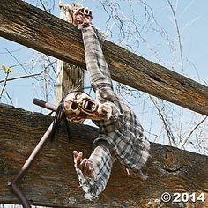 Halloween Decoration Severed Hanging Torso Haunted House Decor Plastic for sale online Halloween Zombie, Halloween School Treats, Fairy Halloween Costumes, Zombie Party, Halloween Party Supplies, Halloween News, Halloween Haunted Houses, Outdoor Halloween, Couple Halloween