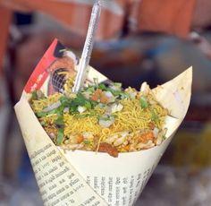 indian street food london - Google Search