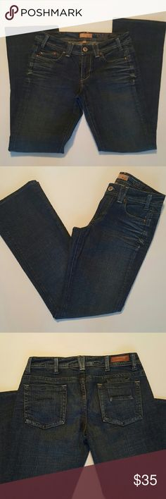 Anthropologie Brand Yanuk Jeans Anthropologie Brand  Yanuk Jeans  Size 27 In like new condition.  No signs of wear or fading! Anthropologie Jeans