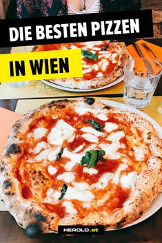 Nutella Pizza, Neapolitanische Pizza, Good Pizza, Restaurant Bar, Vienna, Roads, Places To Travel, Elf, Traveling