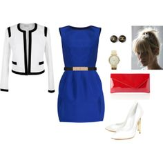 """""""Coctel Chic"""" by ymelda on Polyvore"""
