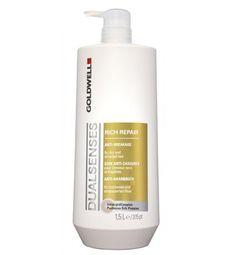 Goldwell Rich Repair Shampoo 1500ml http://hairbeautycorner.gr/κατάστημα/goldwell-rich-repair-shampoo-1500ml/