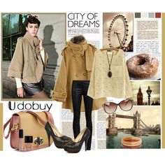 """City of Dreams - London !"" by fantasy-rose on Polyvore"