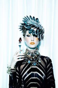 Jamie Nelson (photographer) shoot Gabrielle Sullivan (model) at Wilhelmina