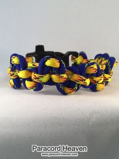 Wow! straight out of the production line check out this new product: Centaurus - Parac... Check it out right here! http://www.paracord-heaven.com/products/centaurus-paracord-heaven-winding-river-paracord-survival-bracelet