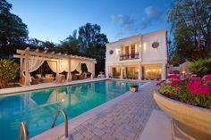 Florida Historic Renovation - mediterranean - pool - tampa - Clifford M. Scholz Architects Inc.