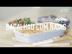 Bacalhau com Natas Vaqueiro - YouTube