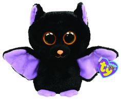 *Ty Beanie Boos*   Type: Bat Name: Swoops Birthday: October 31st Introduced: July 2011 Retired: July 3, 2013