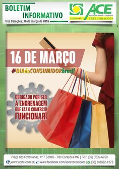 Folha do Sul - Blog do Paulão no ar desde 15/4/2012: BOLETIM ACE: DIA DO CONSUMIDOR