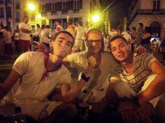 Biarritz 2013, Fêtes de Bayonne with two of my bestfriends !
