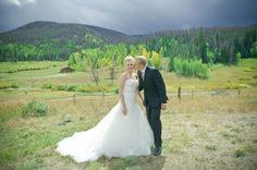 Colorado Wedding on Rusticweddingchic.com