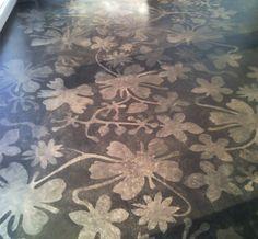 Pavimenti in resina #resina #pavimento #decoro #newsistem