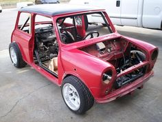 K series into older Mini - K20A.org .:. The K Series Source . Honda / Acura K20a k24a Engine Forum