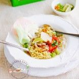 Medan-Style Chicken Noodle Soup