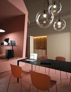 vasiliy butenko: attic - concept office
