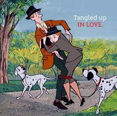 a veces necesitamos un empujoncito en el amor