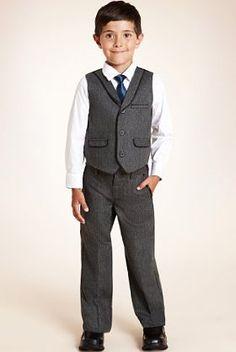 Pageboy suit